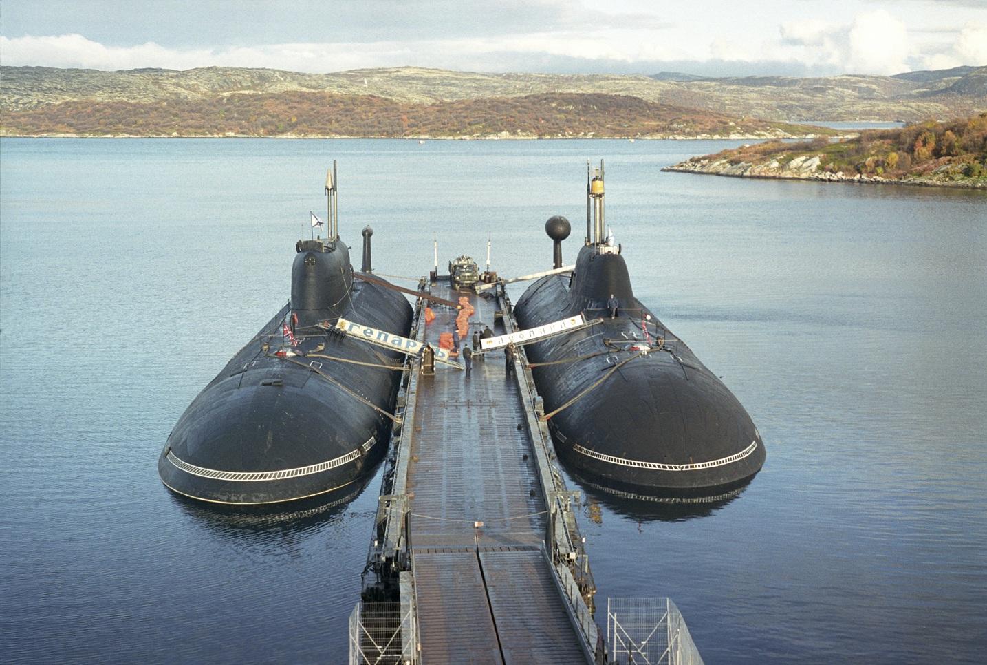 современные подводные лодки гепард