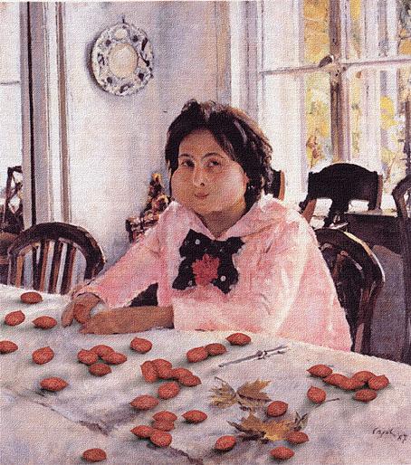 Девочка без персиков, Г. Андросов.jpg