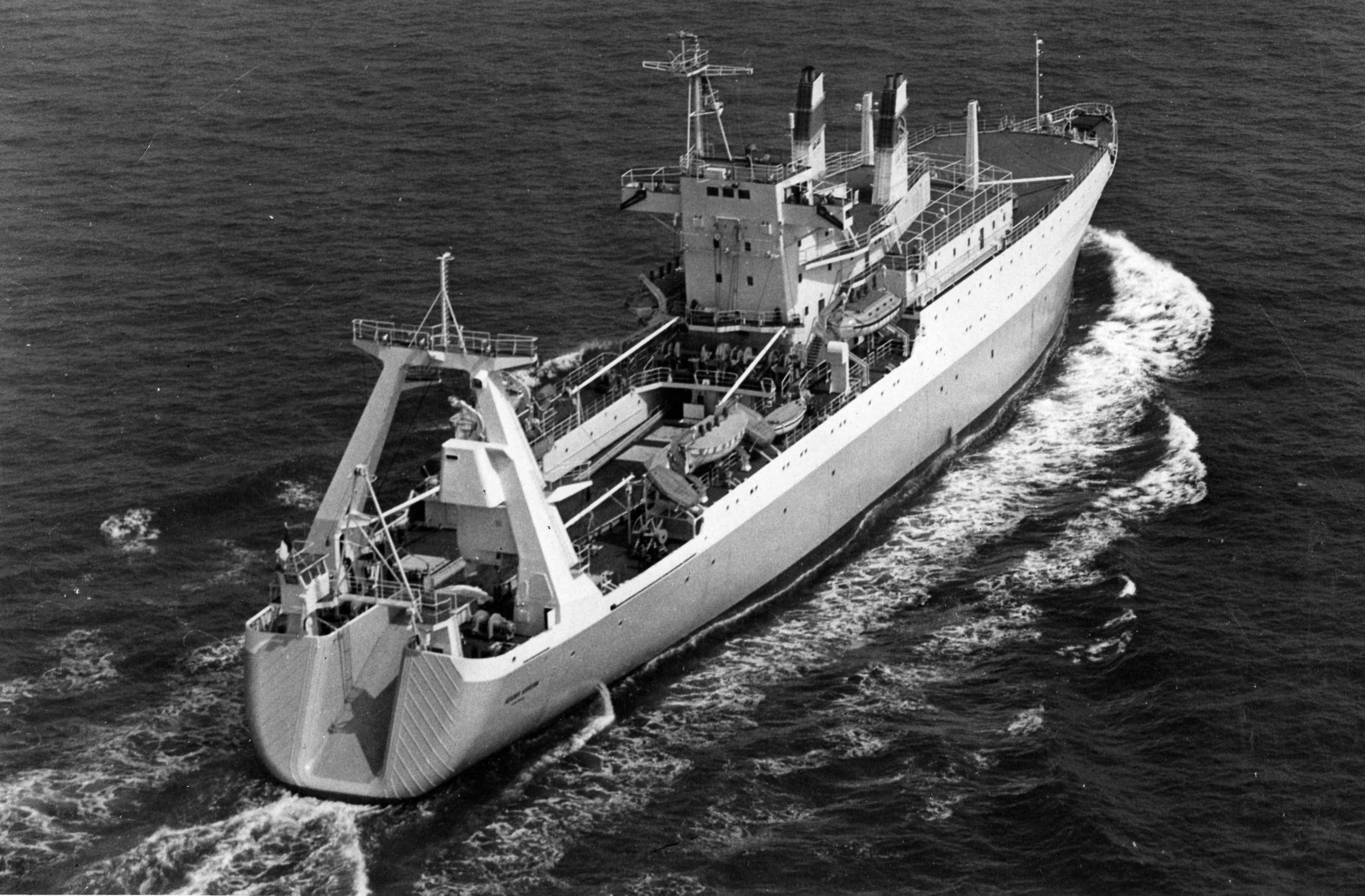советские рыболовные суда
