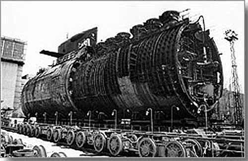 атомная подводная лодка андромеда