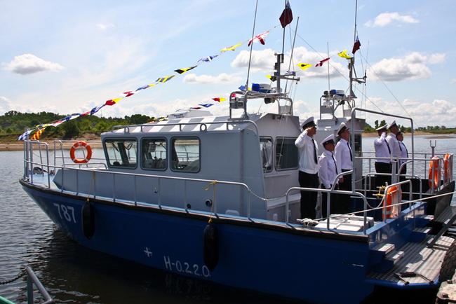 проект лодки афалина