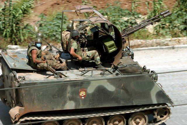 Lebanesian M113.jpg