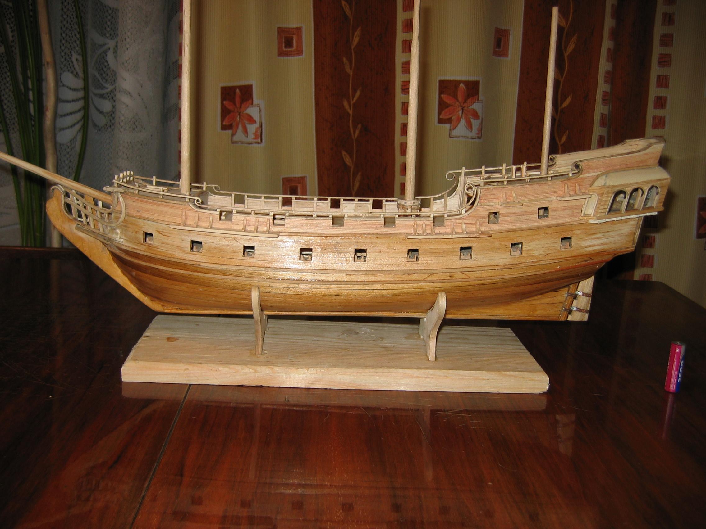 Модель корабля своими руками черная жемчужина 57