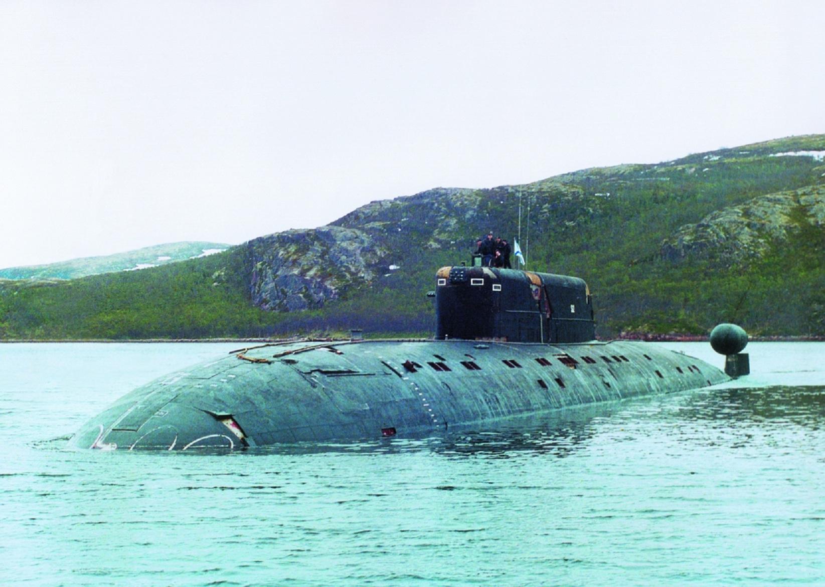 подшефная подводная лодка мытищи