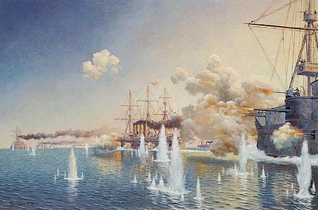 Последний бой Владивостокских крейсеров..jpg