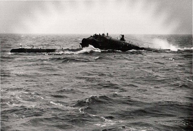 Переход в Балтийском море, 1978 год.jpg