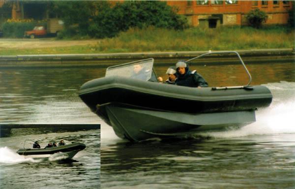 редан для лодки