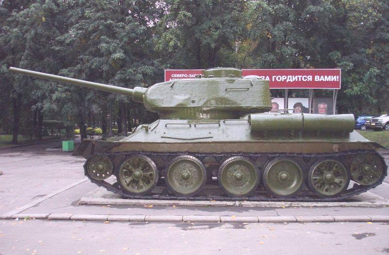 Т-34-85_завод 183, 1-я пол. 1945 г, Москва, улице Свободы д 13.jpg