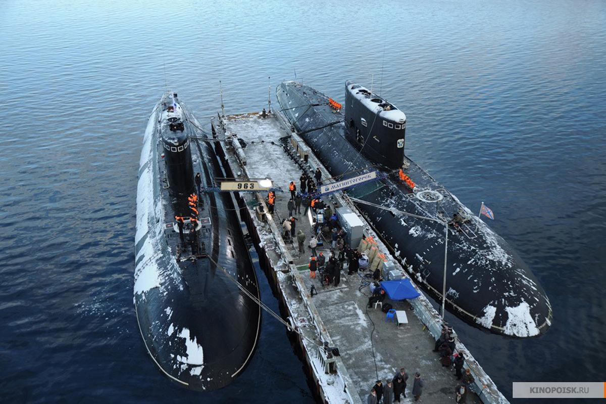 все фильмы про карабли и подводные лодки