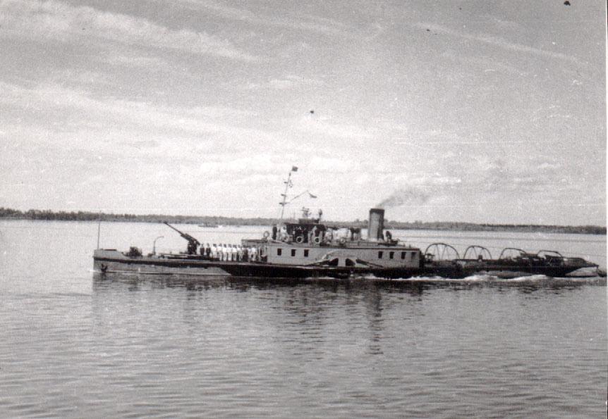 канонерские лодки военные