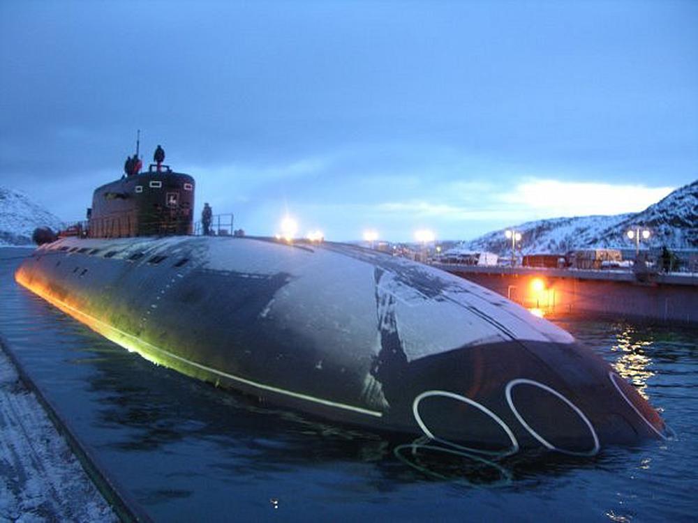 подводные лодки производство нижний новгород