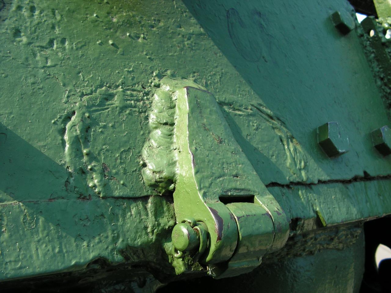 Т-34-85 (Минск, военный городок Уручье, памятник около Дома Офицеров)_25.JPG