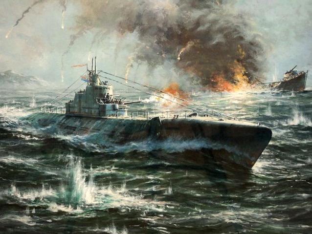 фильм о боях на подводных лодках