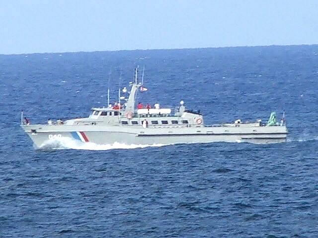Cuban Navy patrol boat 040.jpg