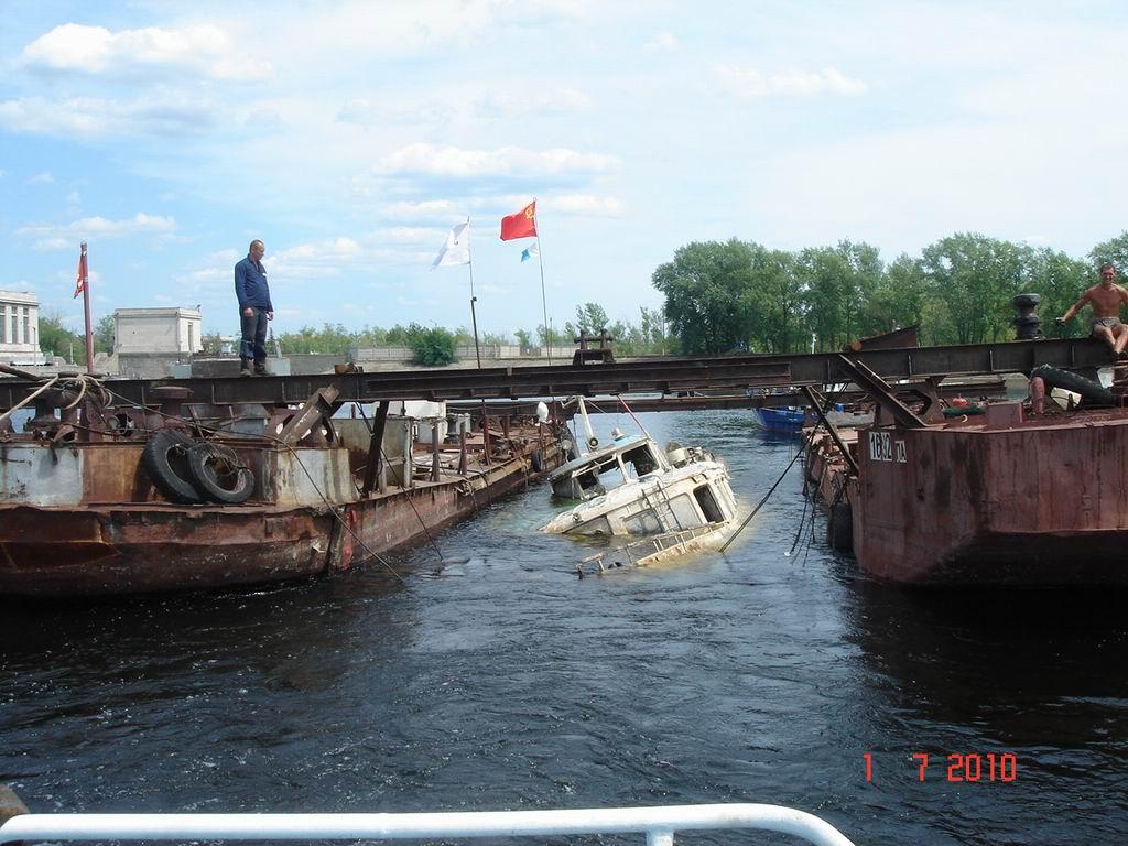 Судоподъем подъем затонувших судов (2/4) форумы balancer.ru.