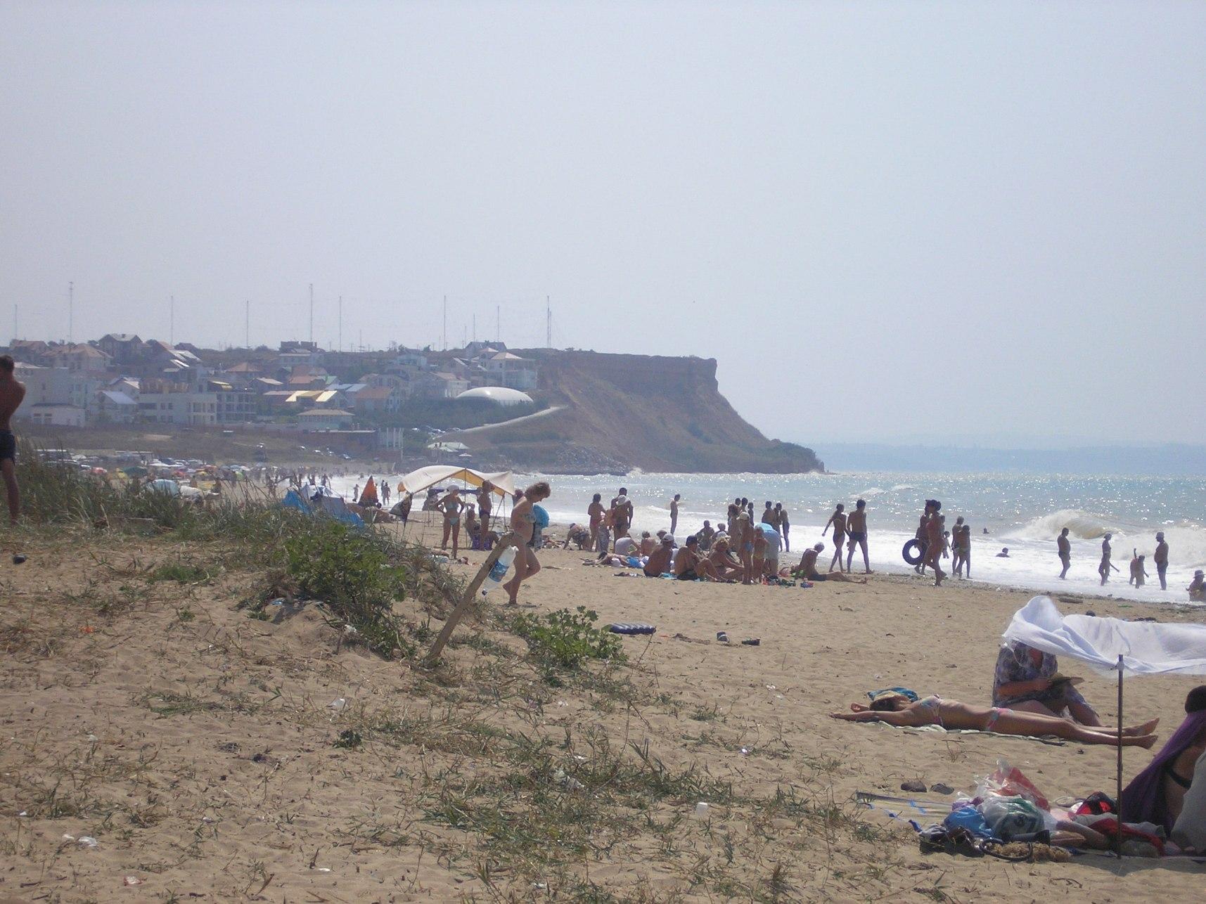 Пляж в Орловке.JPG