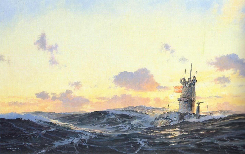 KuK Submarine.jpg