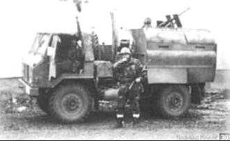 Югославия_гантрак_на базе югославского армейского грузовика ТАМ 110.jpg