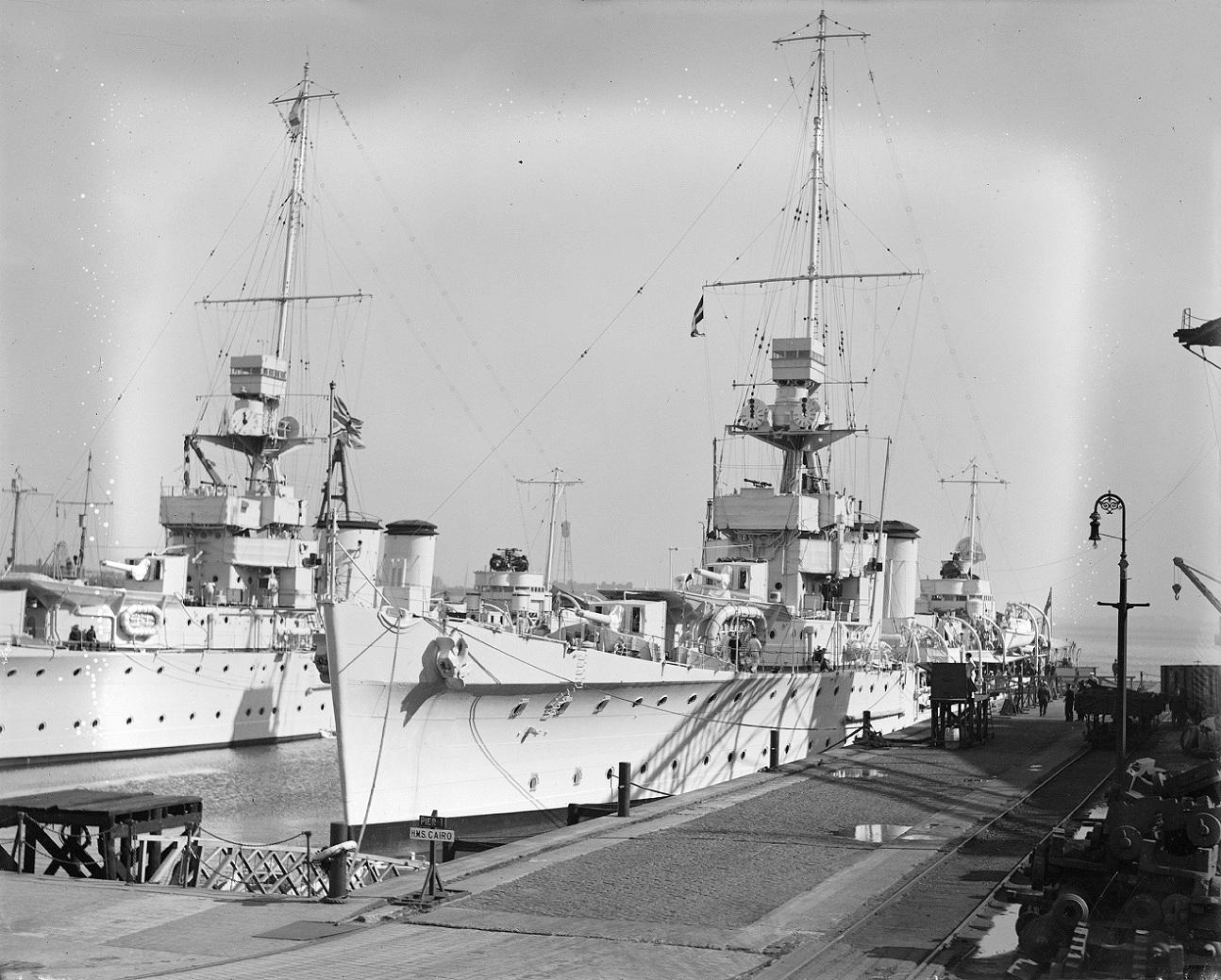HMS Cairo & HMS Calcutta visited Boston 1.jpg