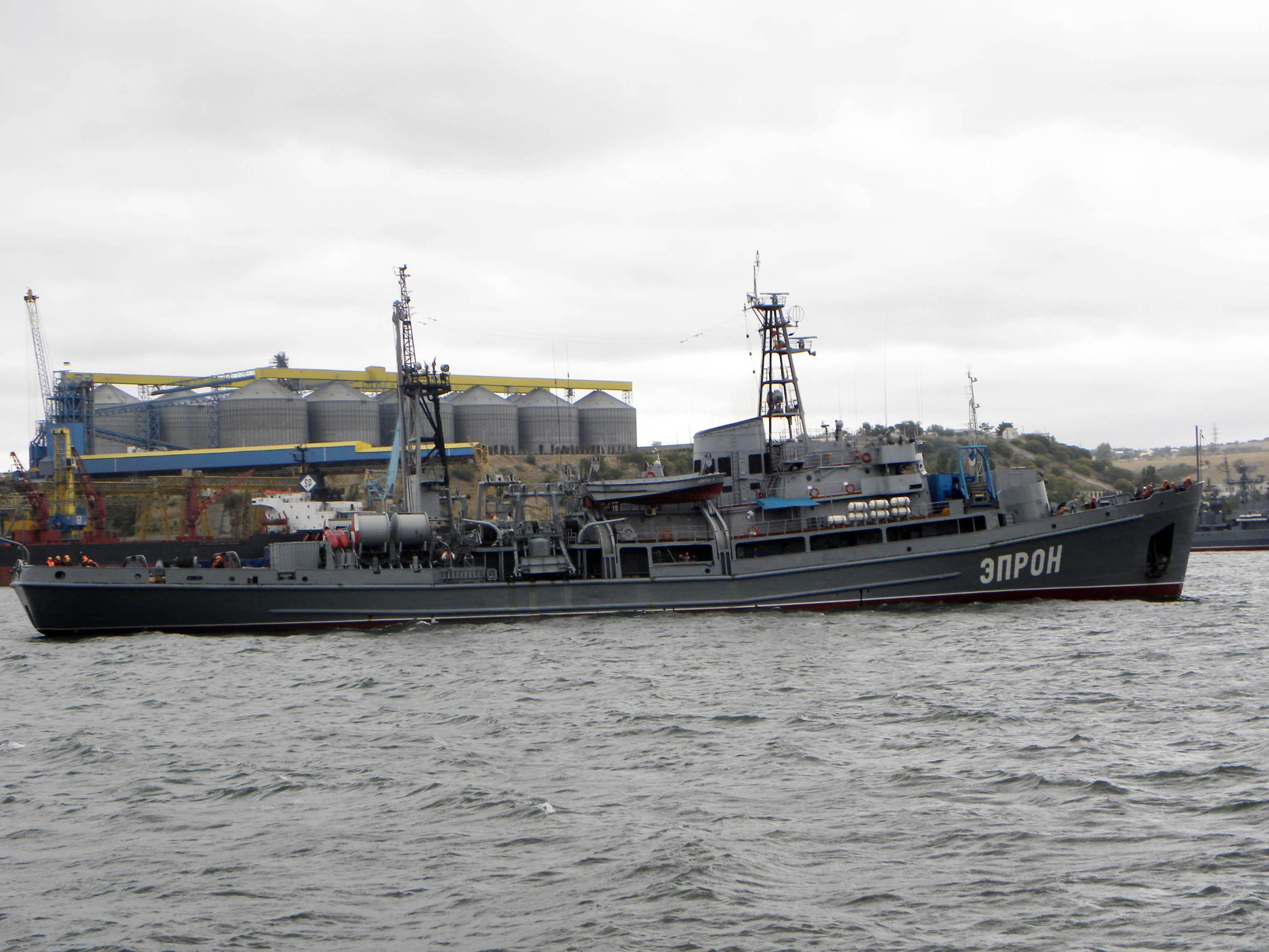 Дон-ОС-114 - Мб-23 и 173 - лайнер 273.JPG