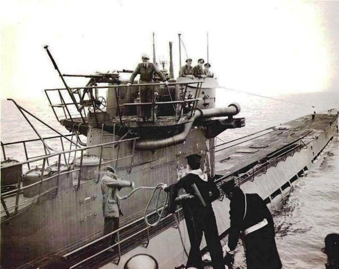 подводная лодка гитлера фото