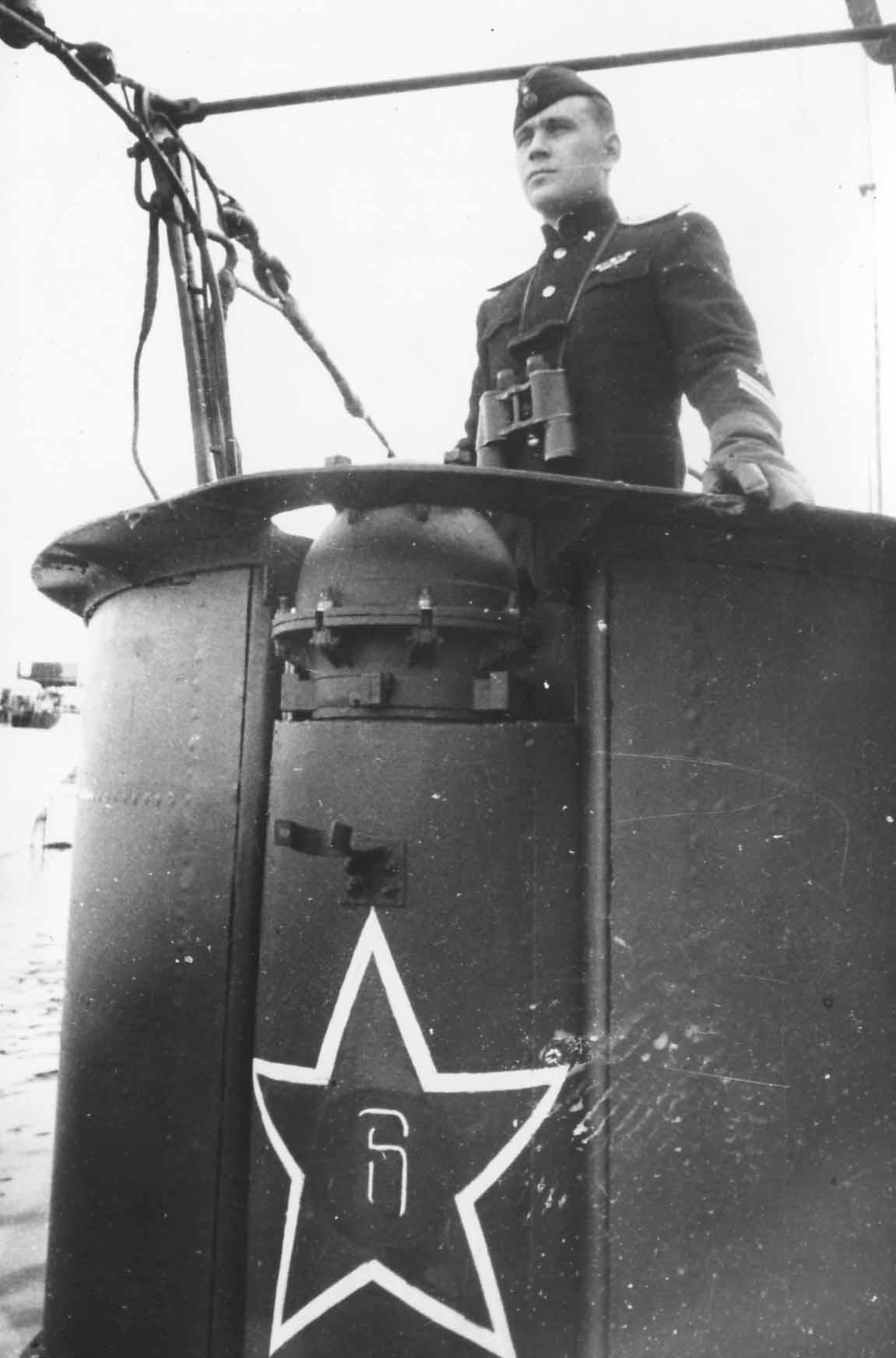 С 9 января по 15 февраля 1945 года, совершая свой пятый боевой поход, маринеско со своим экипажем потопил два крупных