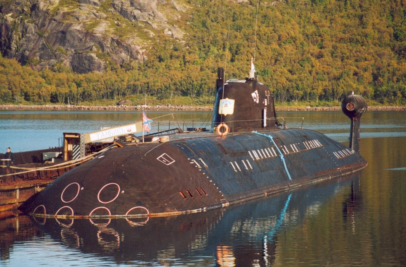 атомная подводная лодка 671ртм к щука