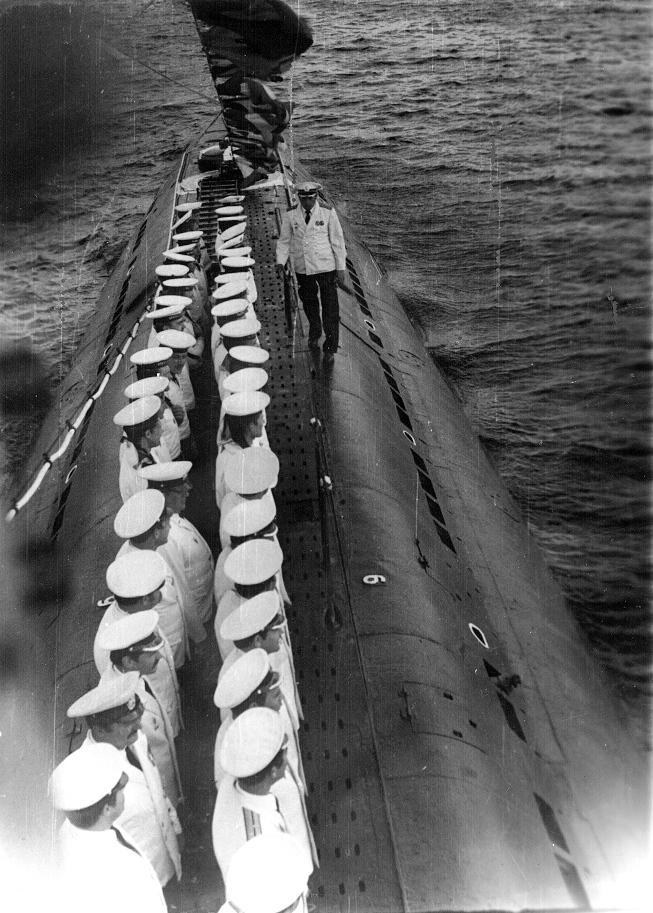 С-191 День ВМФ 1983г Усть-Двинск.jpg