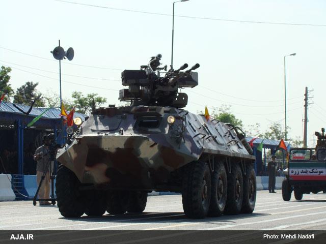 Иран БТР-60ПБ с дистанционно упрвляемой ЗУ-23.jpg