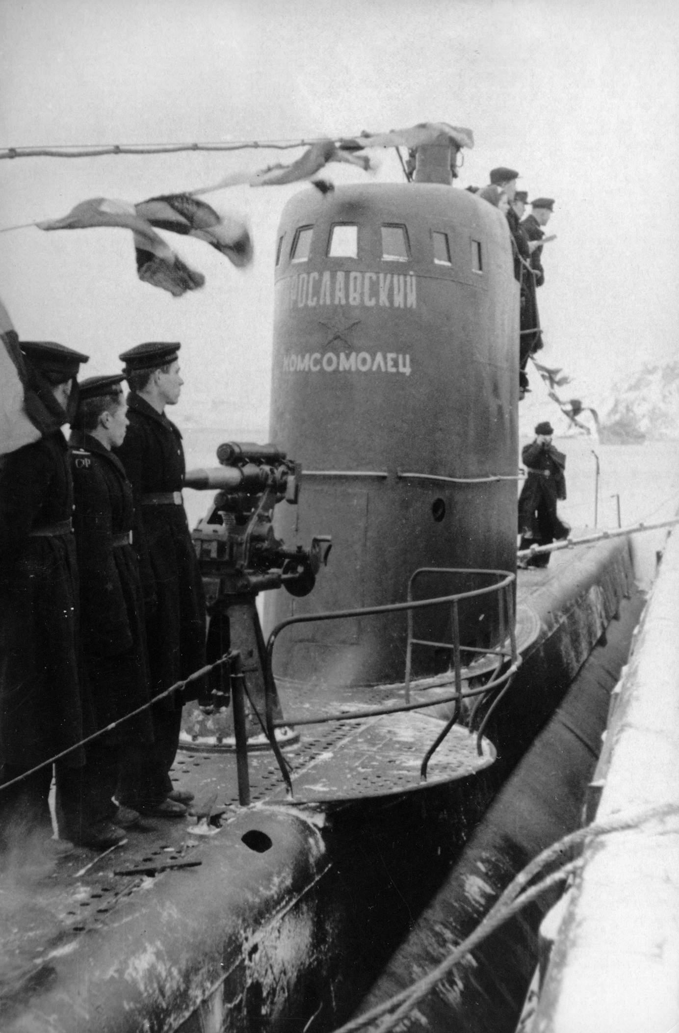 фильмы про подводных лодок 41 45 годах