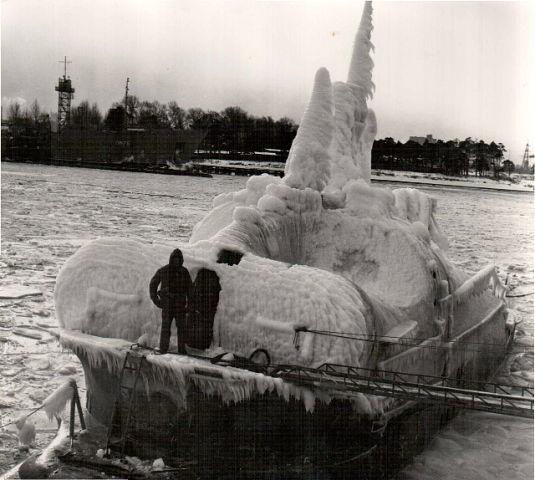 Возвращение с моря, 1979 год, г. Лиепая.jpg