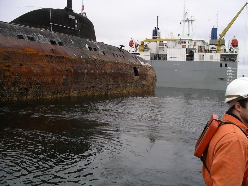 к-387 подводная лодка