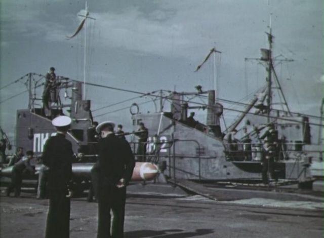 экипаж лодки щ 201