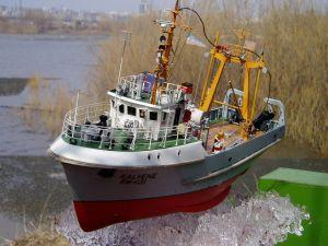 рыболовные суда мрт