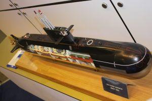 лодка 677 серии лада