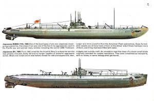 чертежи подводных лодок второй мировой войны