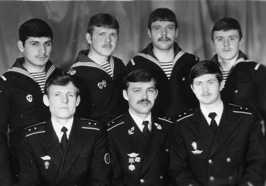 экипаж Д-463. из альбома Мелованова А..jpg