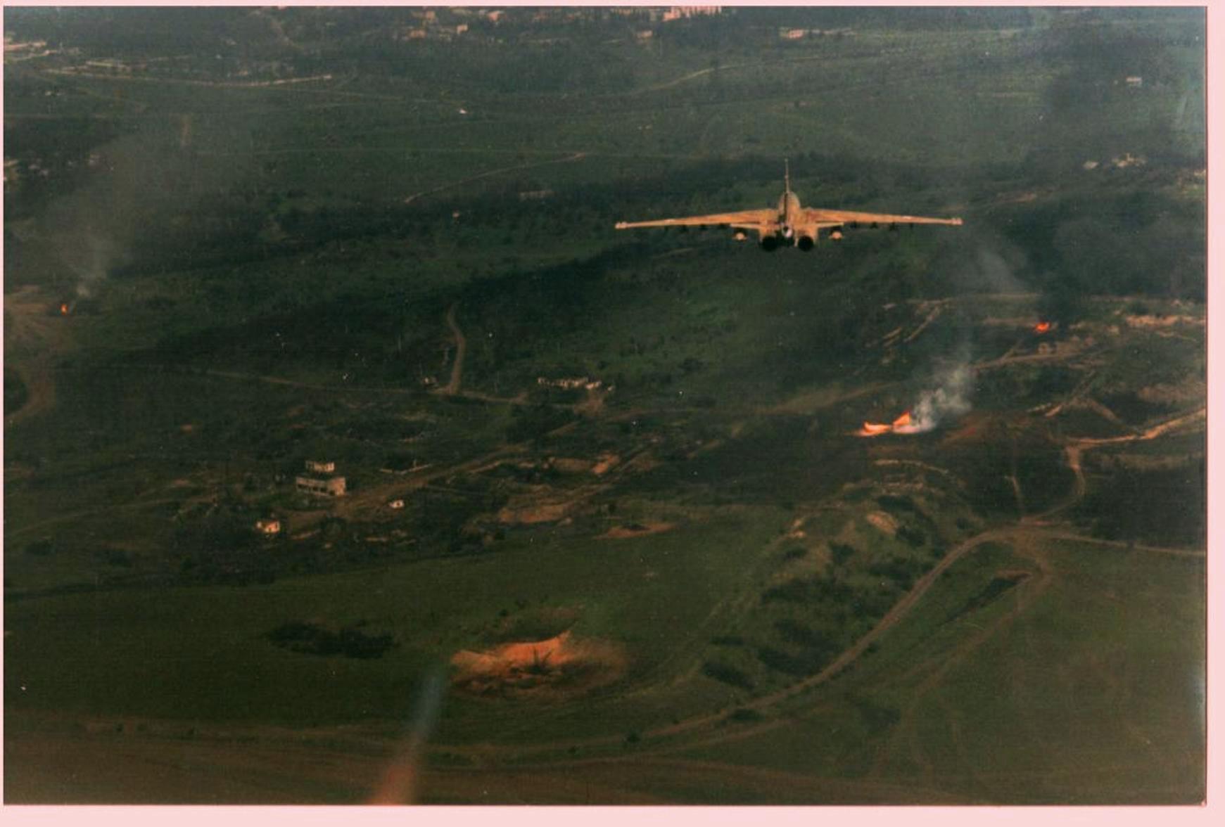 01.1 Кавказ из кабины СУ-25.jpg
