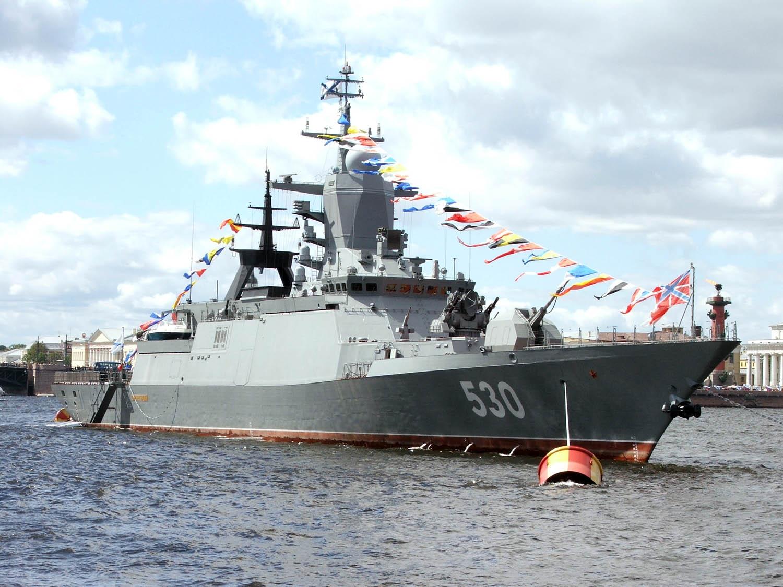 Поздравление с балтийским флотом 4