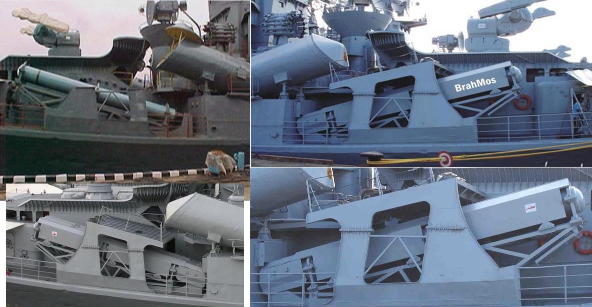 наклонная ПУ кораблей ВМФ - пусковая установка с двумя наклонными контейнерами (ТПК) с внешним защитным кожухом1.JPG