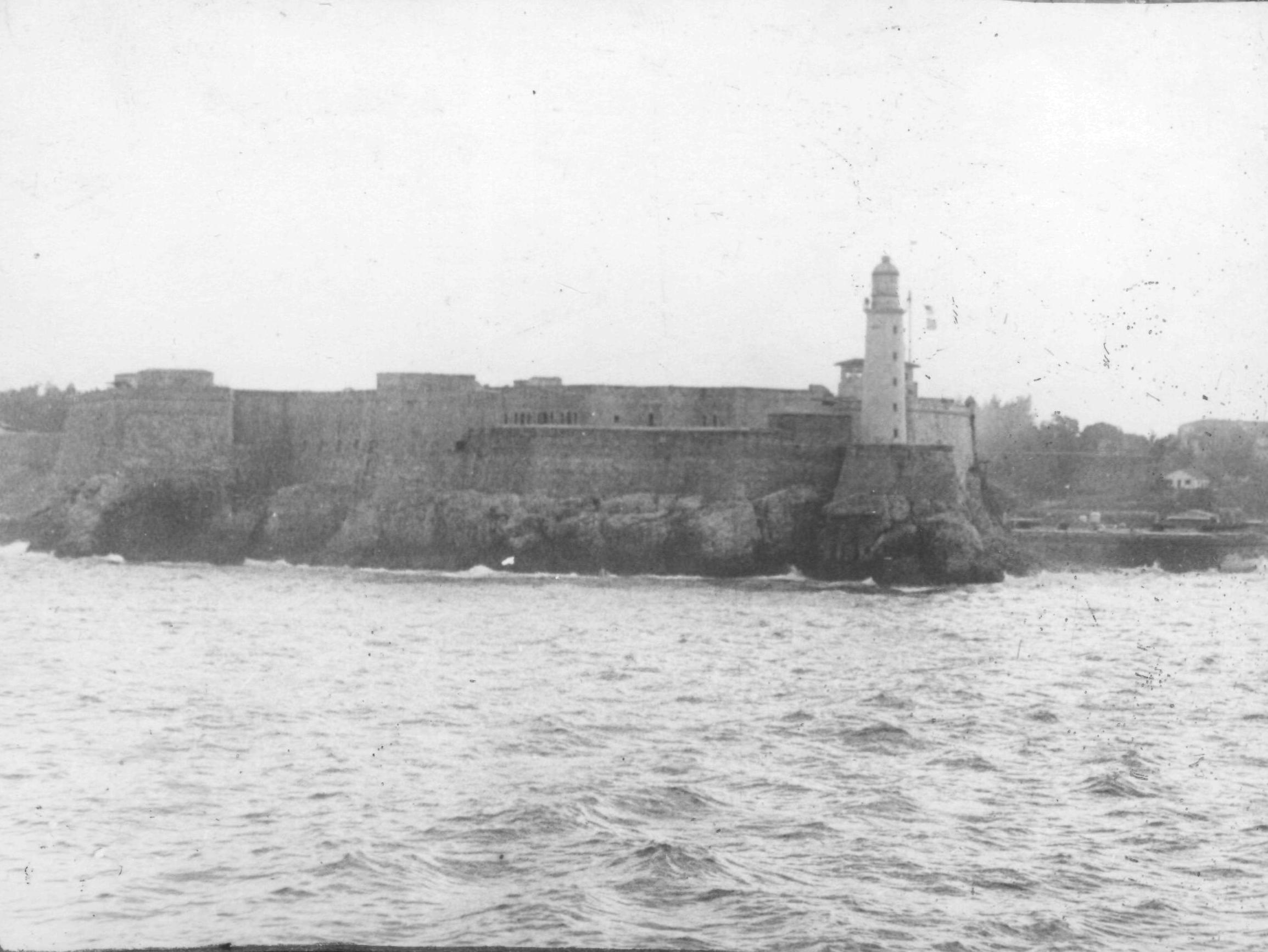 Куба.крепость с моря jpg.jpg