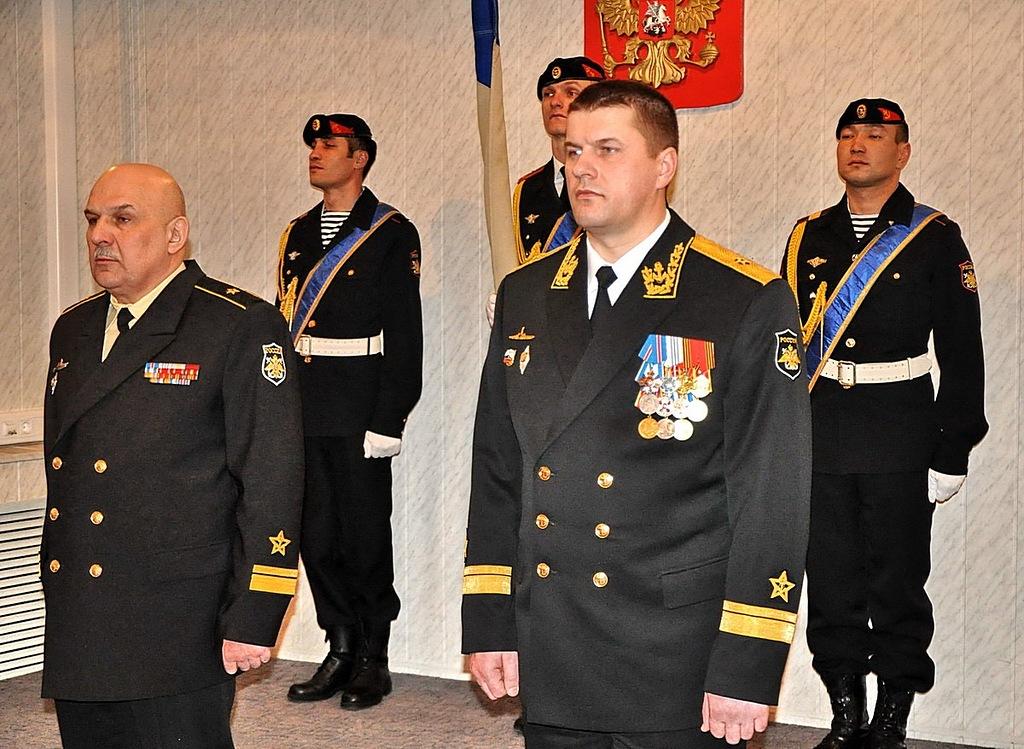 фото вице-адмирал белкин алексей евгеньевич