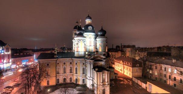 2006-й и позднее. Владимирский собор..jpg